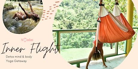 INNER FLIGHT  - Restorative Yoga Getaway tickets