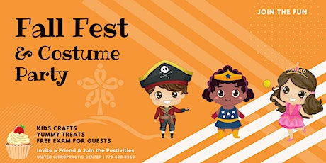 Fall Fest & Costume Party tickets