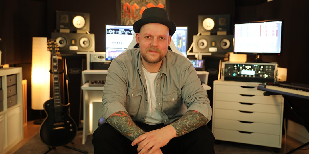 Tipps und Tricks zum Modern Metal Mixing mit Philipp Kaase