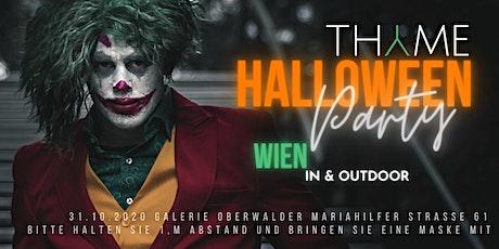 Thyme Halloween Wien Tickets
