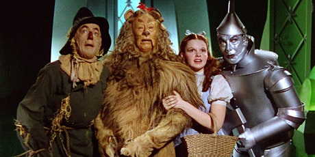 ArtsQuest at Home: Movie Talk - The Wizard of Oz tickets