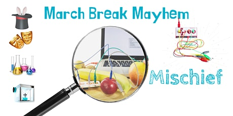 March Break Mayhem with RHPL: MaKey MaKey Mischief billets