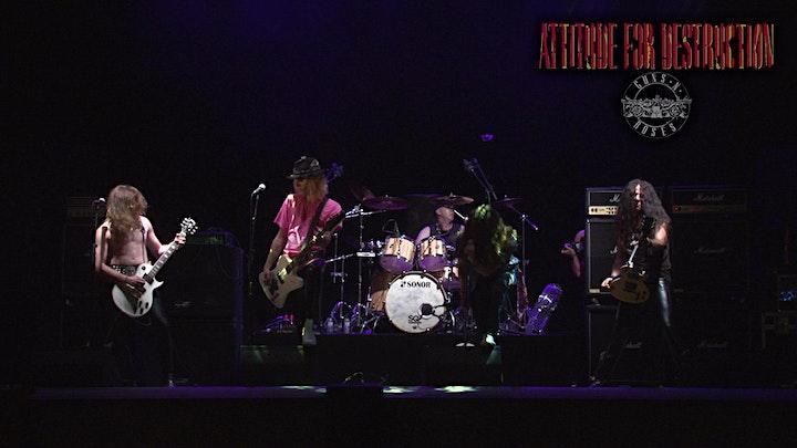 Imagen de Attitude For Destruction - Guns N' Roses Tribute en Torrevieja Alicante