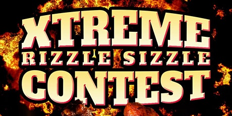 Xtreme Rizzle Sizzle Wing Eating Contest tickets