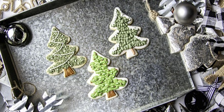 3:00PM - Christmas in McLean Cookie Decorating Class! tickets