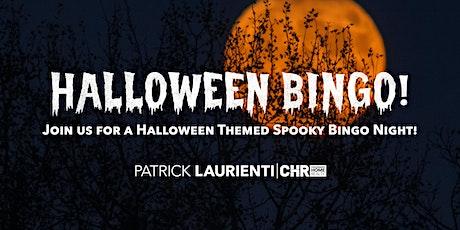 Halloween Bingo! tickets