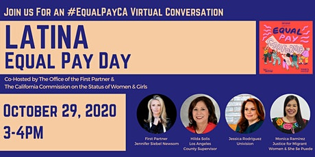 Latina Equal Pay Day Panel tickets