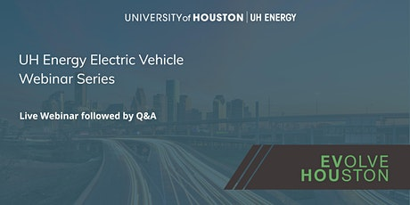 UH Energy Electric Vehicle Webinar Series tickets