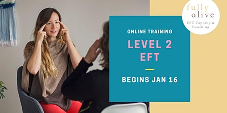 Level 2 EFT Tapping Professional Training tickets