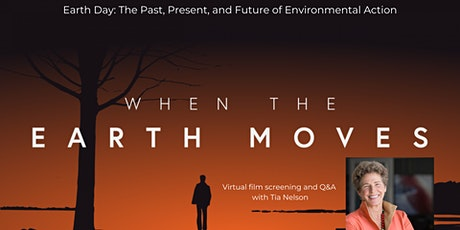 Earth Day: The Past, Present, and Future of Environmental Action tickets