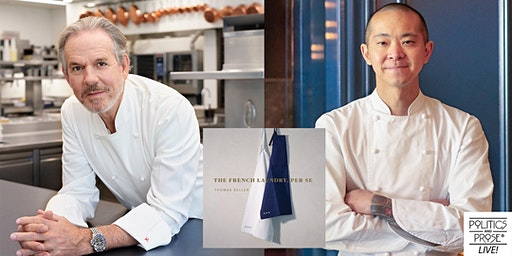Thomas Keller & Corey Chow on The French Laundry, Per Se with Michael Ruhlman