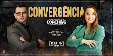 Convergência Formação em Coaching billets