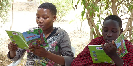 Sharing the Joy of Reading : A fundraiser for African Grandmothers tickets