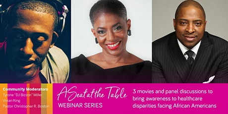 A Seat at the Table Webinar Series tickets
