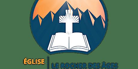 Culte Dominical de l'Église le Rocher des Âges tickets