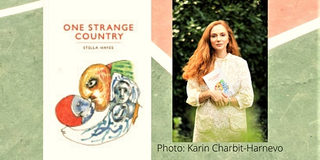 Book Launch: ONE STRANGE COUNTRY by Stella Hayes tickets