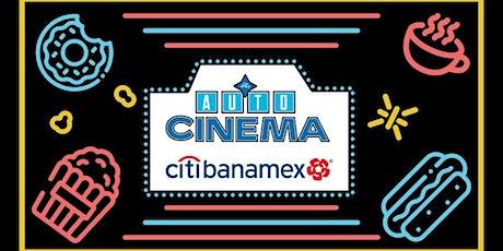 Autocinema  CAMPO MARTE CDMX |Evento Informátivo boletos
