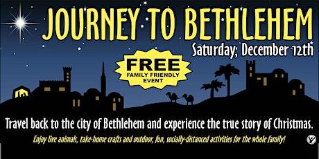 Journey to Bethlehem tickets