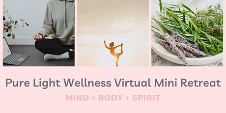A Virtual Mini Retreat tickets