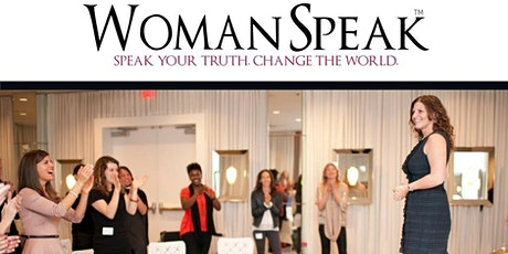 WomanSpeak Circle - How to Tell an Epic Story tickets