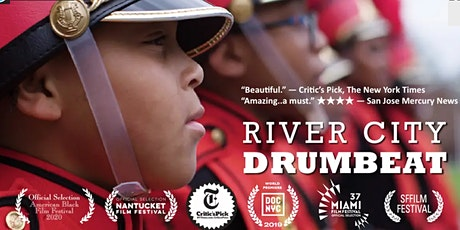 Online Movie Screening: River City Drumbeat & Discussion tickets
