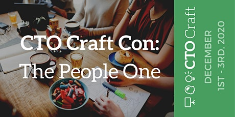 CTO Craft Con: The People One tickets