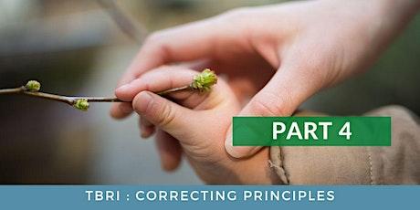 TBRI Caregiver Training: Correcting Principles (Part 4) tickets