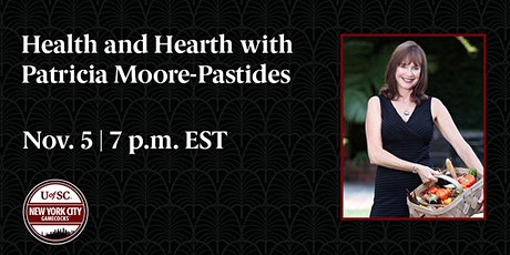 NYC Gamecocks: Health & Hearth with Patricia Moore-Pastides tickets