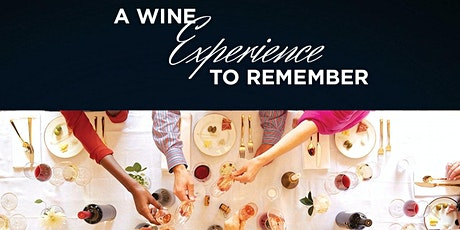 Taste California Wine Country: A Virtual Tasting Experience tickets