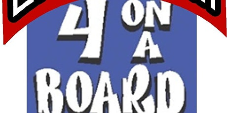 4 on a Board tickets