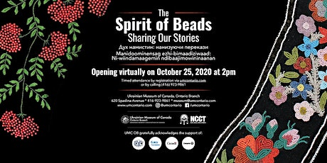 The Spirit of Beads: Sharing Our Stories Exhibition tickets