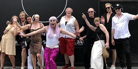 Drag Queen Disco Diva Tour- Silent Disco Walking Tour #silenttours tickets