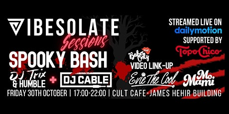 Vibesolate Sessions - Spooky Bash tickets