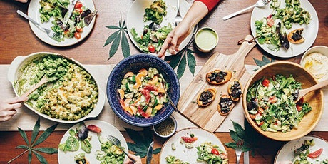 Hemp Infused Brunch and Dinner party. tickets