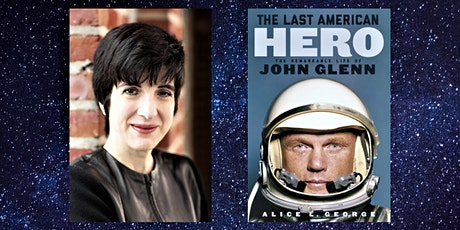 Book Launch: THE LAST AMERICAN HERO by Alice L. George tickets