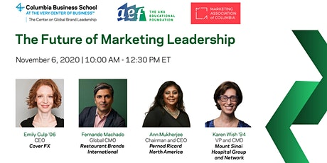 The Future of Marketing Leadership tickets