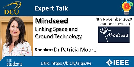 Mindseed: Linking Space and Ground Technology (Zoom event) tickets