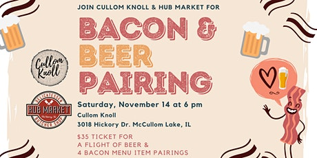 Bacon & Beer Pairing tickets