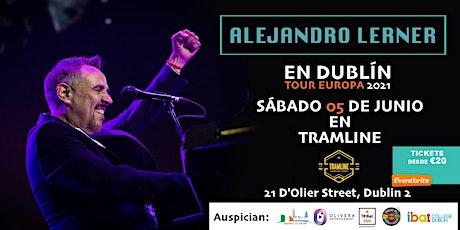 Alejandro Lerner en Dublin tickets
