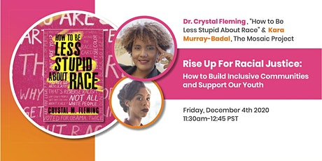 Rise Up for Racial Justice tickets