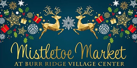 Mistletoe Market Vendor Registration tickets