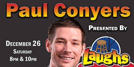 Paul Conyers featuring Tony Le - Inside the Showroom! tickets