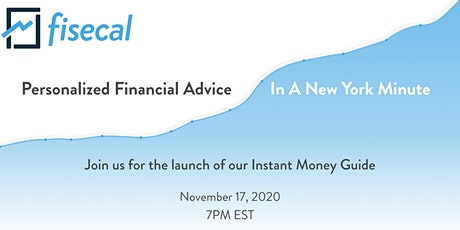 Instant Money Guide Launch tickets