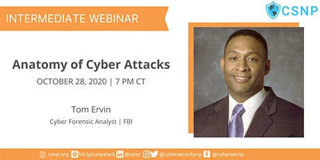 Anatomy of Cyber Attacks tickets
