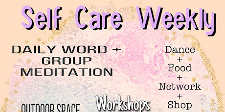 Self Care Weekly tickets