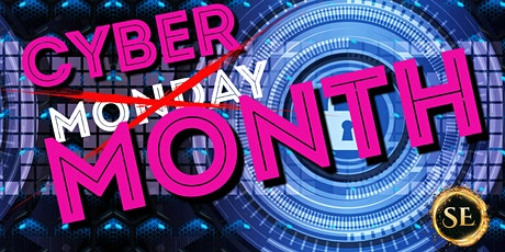 Security Secrets for CyberMonday tickets