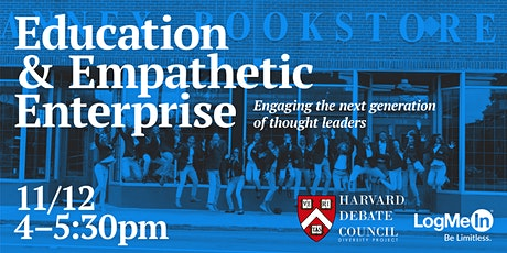 Education and the Empathetic Enterprise tickets
