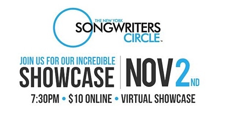 New York Songwriter's Circle November 2nd tickets
