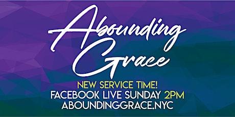 AGM Sunday Worship Experience - 10/25/2020 tickets