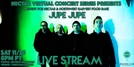 NVCS presents JUPE JUPE tickets